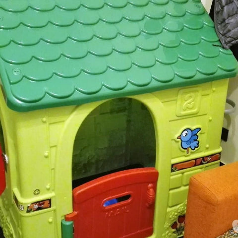 Feber Fantasy Playhouse Plastic Durable Kids Cubby House - Kids Car Sales