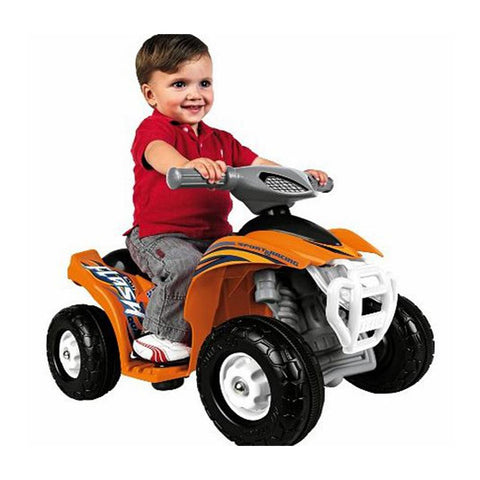Feber Flash Quad 6v Childrens Ride On - Kids Car Sales