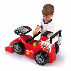 Feber Foot to Floor Ferrari F2012 Ride on Kids Push Car