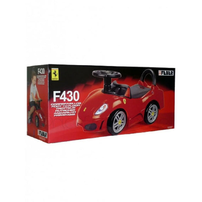 Feber Foot to Floor Ferrari F430 Ride on Kids Push Car - Kids Car Sales