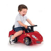 Image of Feber Foot to Floor Ferrari F430 Ride on Kids Push Car - Kids Car Sales