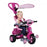 Feber Pink Baby 360 Twist Trike with Handle - Kids Car Sales