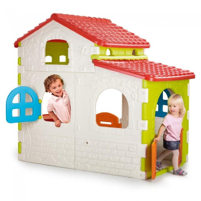 Feber Sweet Playhouse Plastic Durable Kids Cubby House - Kids Car Sales