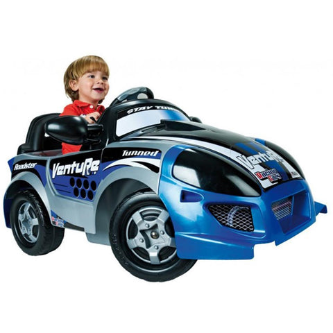 Feber Venture Roadster 6v Single Seat Ride-On Kids Car - Kids Car Sales