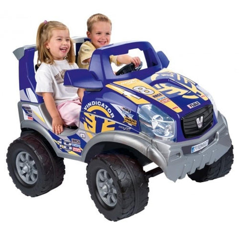 Feber Vindicator Buggy 12v Two Seat Ride-On Kids Car