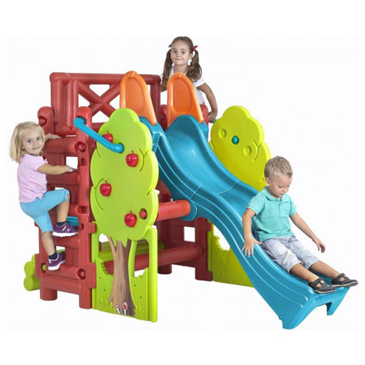 Feber Woodland Slide & Climbing Activity Centre - Kids Car Sales