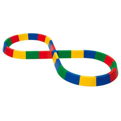 Figure of Eight Modular Rainbow Balance Beams
