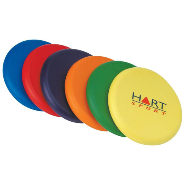 Foam Frizbee Toss Discs Accessory Pack - Set of 6 - Kids Car Sales