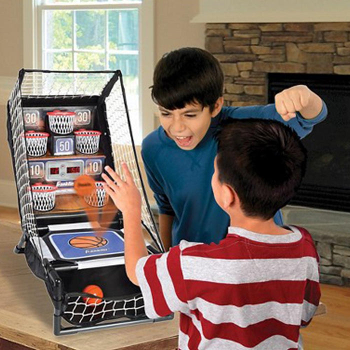 Franklin Bounce-a-Bucket Electronic Basketball Game - Kids Car Sales
