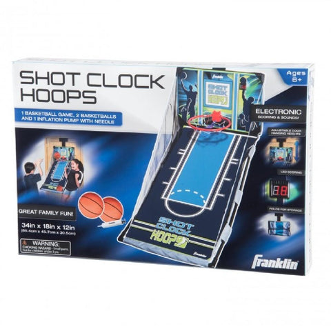 Franklin Shot Clock Hoops Basketball Game