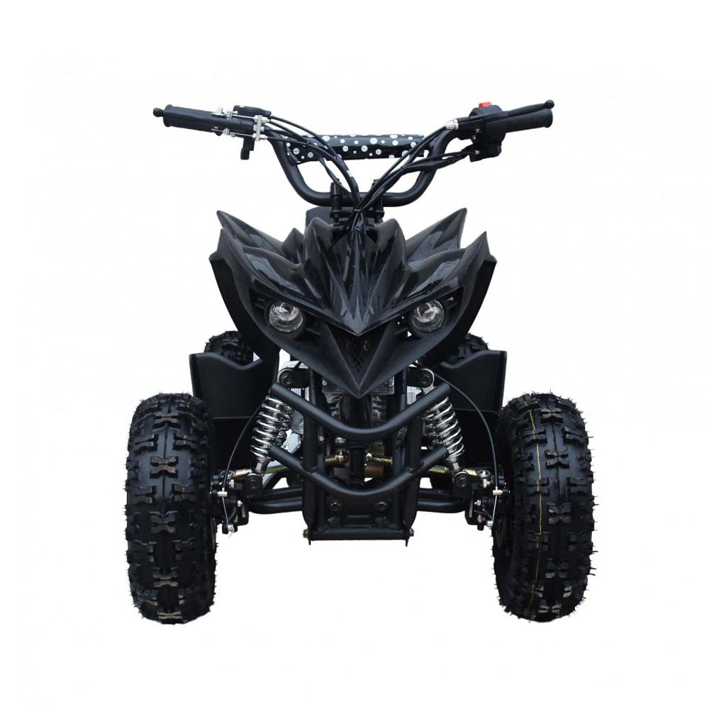 GMX Black GMX Chaser 60cc Petrol-Powered 4-Stroke Kids Quad Bike KD-60-BLK