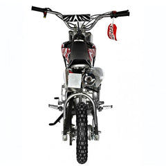 GMX Chip 50cc Petrol-Powered 4-Stroke Dirt Bike