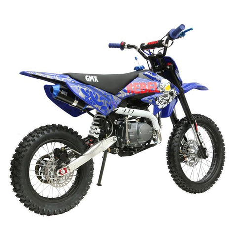 GMX Rebel 125cc Petrol-Powered 4-Stroke Dirt Bike - Kids Car Sales