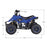 GMX Blue GMX Ripper 110cc Petrol-Powered 4-Stroke Kids Sports Quad Bike  - CGN GE-YB110-BLU