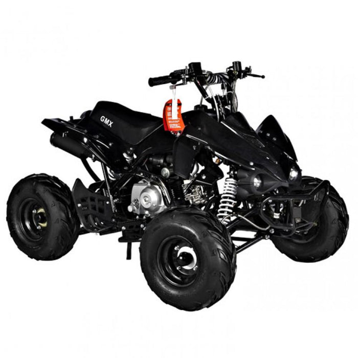GMX GMX Sports Zilla X 125cc Petrol-Powered 4-Stroke Quad Bike - Black GE-YH125X-BLK
