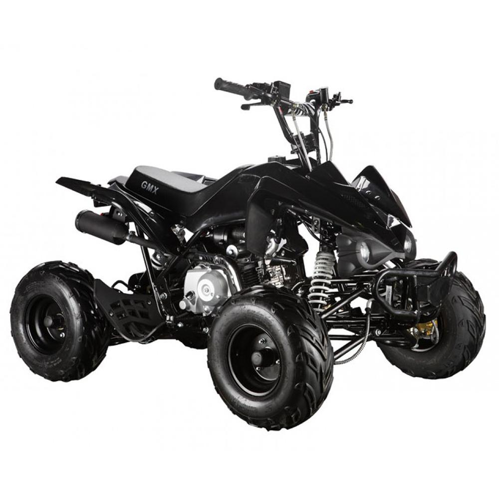 GMX GMX The Beast 110cc Petrol-Powered 4-Stroke Kids Sports Quad Bike - Black GE-YX110-BLK