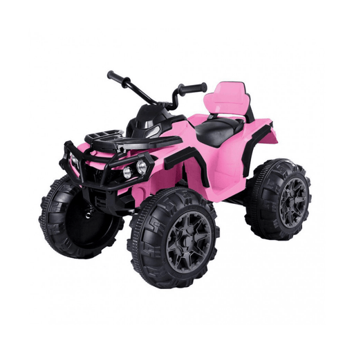 Go Skitz Pink Go Skitz Adventure 12v Electric Kids Quad Bike GSQUADPN