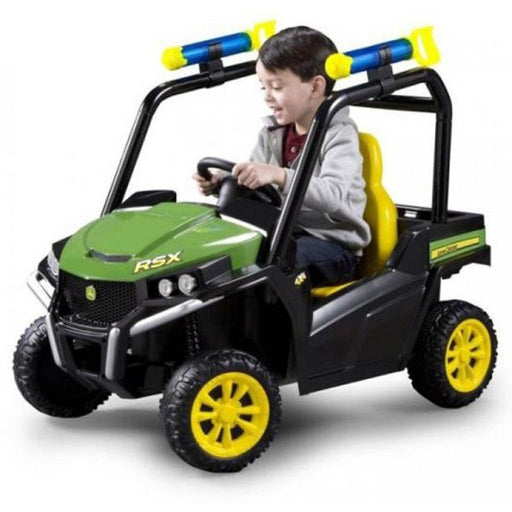 John Deere John Deere Gator 6v Kids Ride-On Gator With Water Cannons 46402