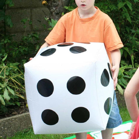 Giant 40cm Inflatable Die