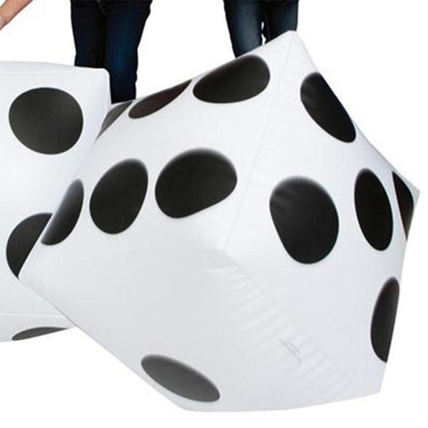 Giant 50cm Inflatable Die