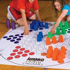 Giant Chinese Checkers Game (6 Team)
