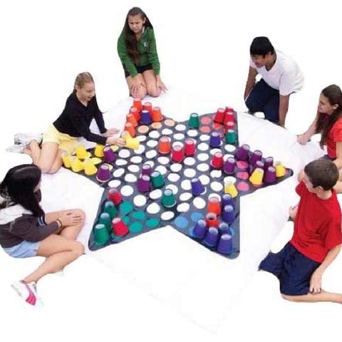 Giant Chinese Checkers Game - Kids Car Sales