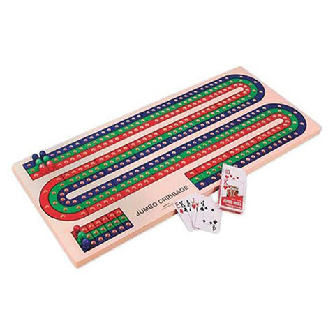 Giant Foam Cribbage Board Game - Kids Car Sales