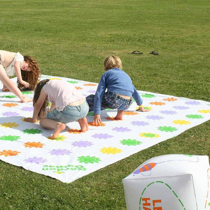 Giant Get Knotted Family Game with Inflatable Dice - Kids Car Sales