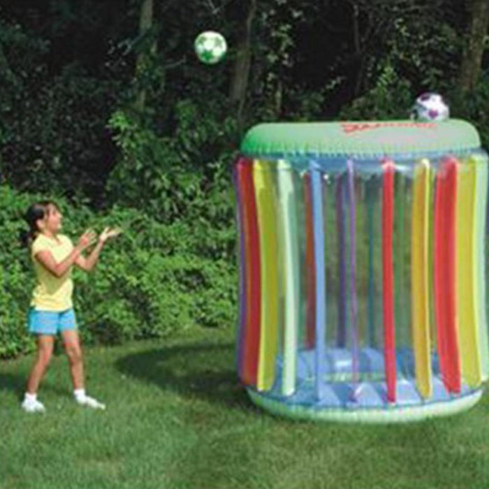 Giant Inflatable Rolling Chamber - Kids Car Sales