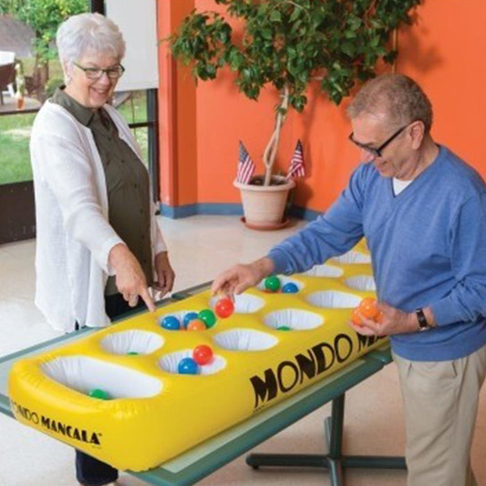 Giant Inflatable Mondo Mancala Game - Kids Car Sales
