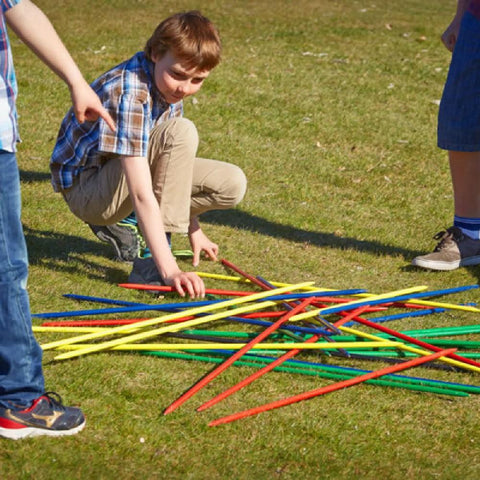 Giant Pick Up Sticks Game for Kids - Kids Car Sales