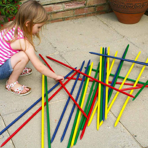Giant Pick Up Sticks Game for Kids