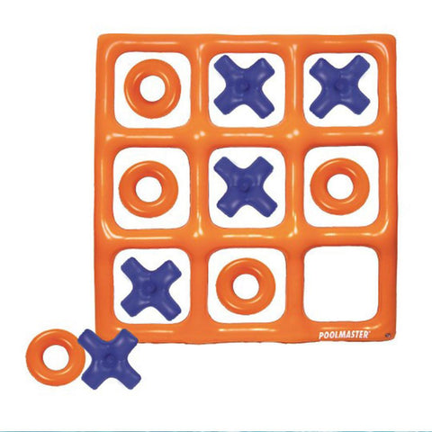 Giant Size Inflatable Tic Tac Toe Game For Pool and Land