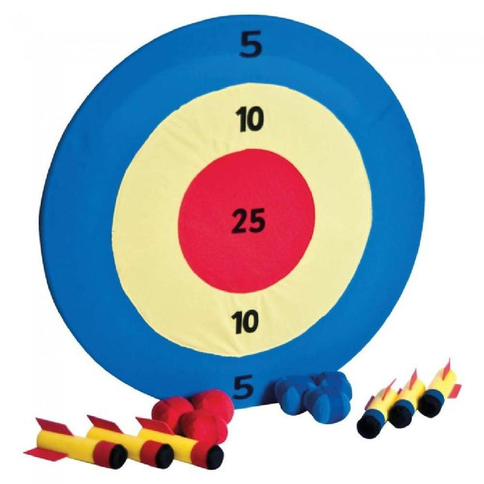 Giant Velcro Kids Darts Target Game - Kids Car Sales