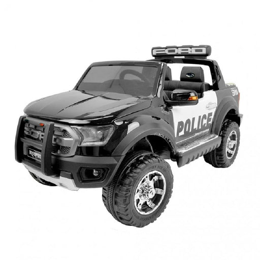 Go SKitz Ford Raptor Police 12v Electric Kids Ride On - Kids Car Sales