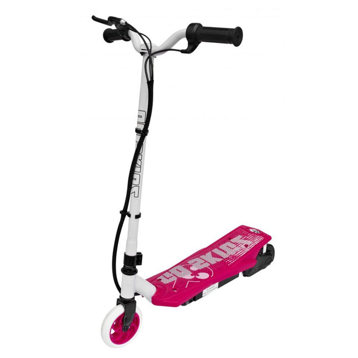 Go Skitz Pink Go Skitz 1.0 Electric 12v Kids Scooter - Various Colours GS100WHPK