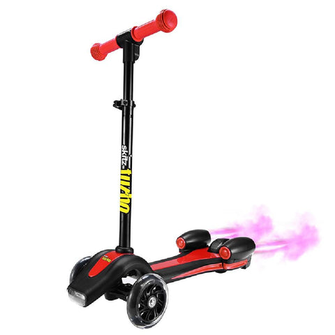 Go Skitz Turbo 3 Wheeler Kids Scooter - Various Colours - Kids Car Sales