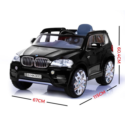 BMW X-5 Licensed 6v Electric Ride On Kids Car - Kids Car Sales