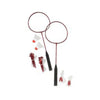 Image of Halex 3 Game Combo Set - Badminton, Volleyball & Horseshoe Games