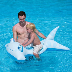 Hammer Head Shark Pool Inflatable Float Toy