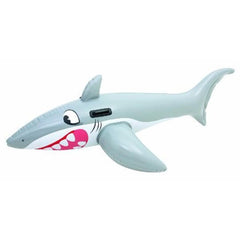 Happy Great White Shark Pool Rider Float Toy - Kids Car Sales