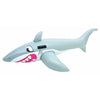 Image of Happy Great White Shark Pool Rider Float Toy - Kids Car Sales