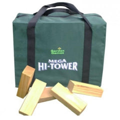 Heavy Duty Canvas Storage Bag for Tumbling Blocks