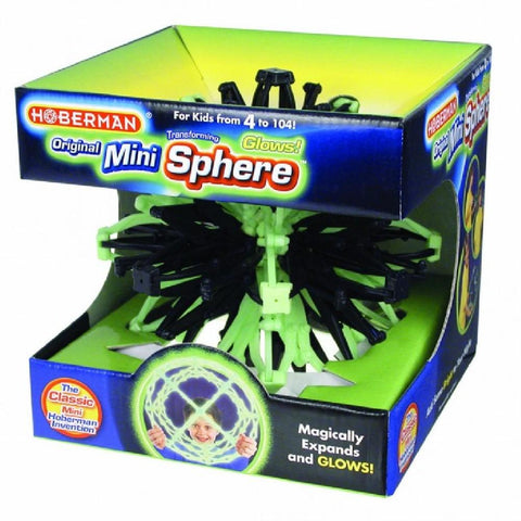 Hoberman Mini Transforming Sphere