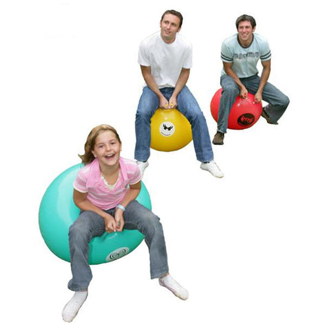 Hopping Mad - Triple Space Hopper Race Pack Outdoor Game - Kids Car Sales