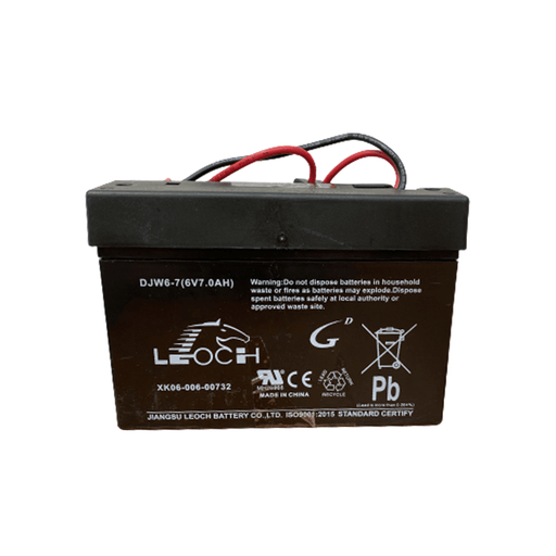 John Deere Replacement Battery for John Deere Gator 6v Gator With Water Cannons P4640204
