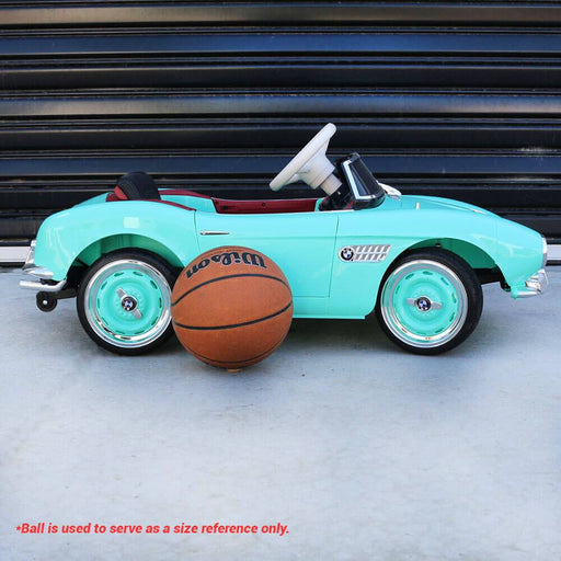 Kids Car Sales BMW 507 Roadster 1950's 12v Kids Ride-On Car w/ Remote - Green BJX1938-GRE