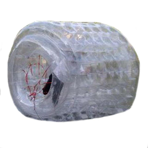 Inflatable Land and Water Roll and Running Chamber, Clear - Kids Car Sales