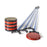 Institutional Shuffleboard Cues and Disc Set - Kids Car Sales