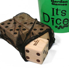 It's Dicey - Giant Family Dice Game
